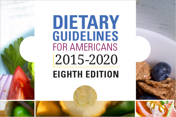 Dietary Guidelines for Americans Manual
