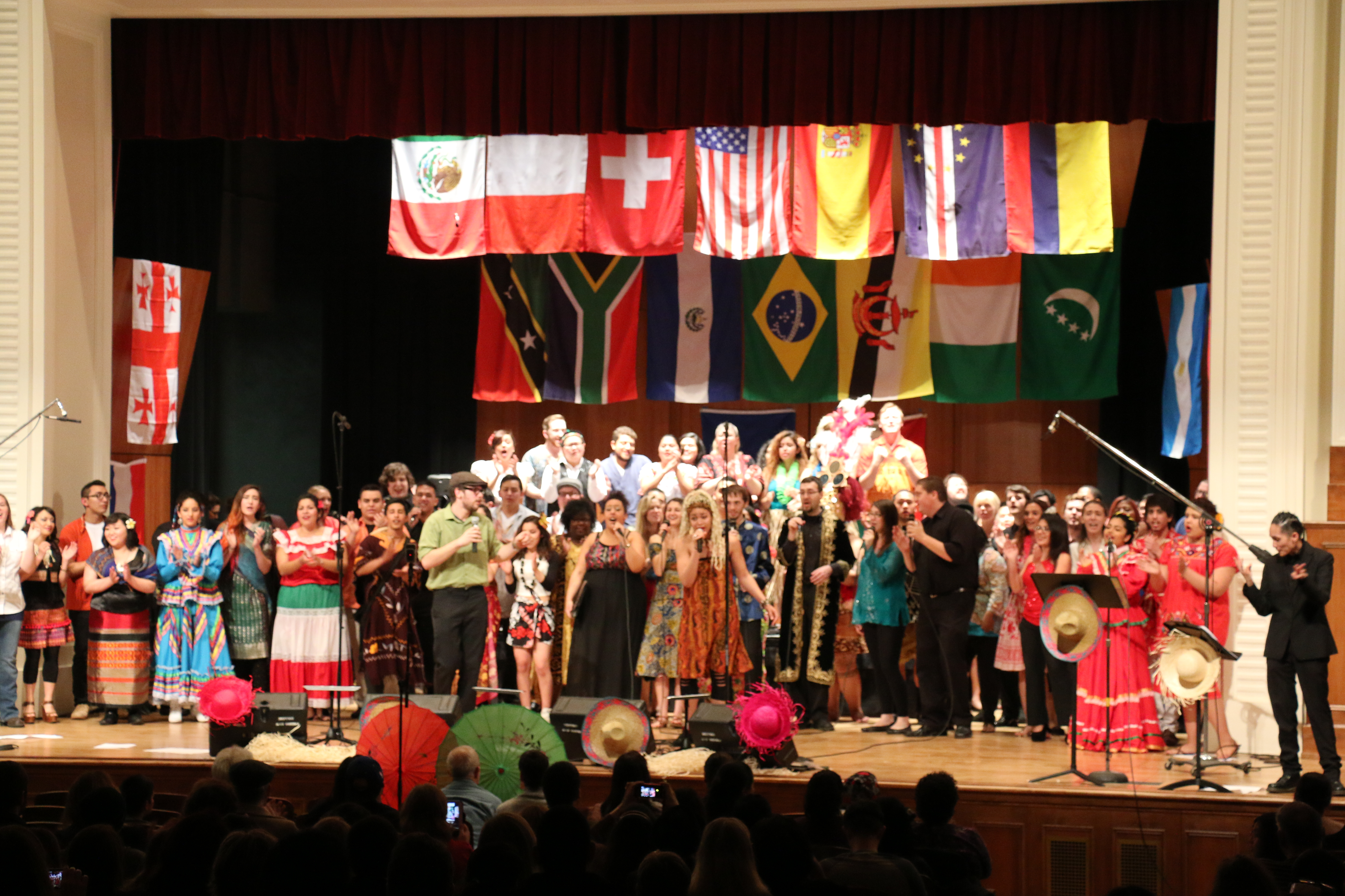 FCC Choirs World Music Concerts