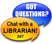 24/7 chat with a librarian