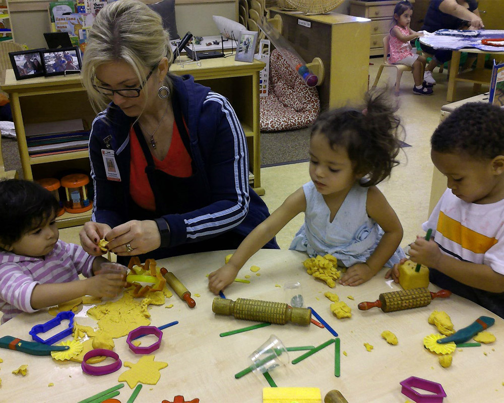 Working in Early Childhood Education and Early Intervention