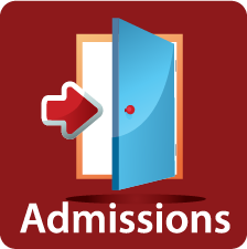Admissions icon