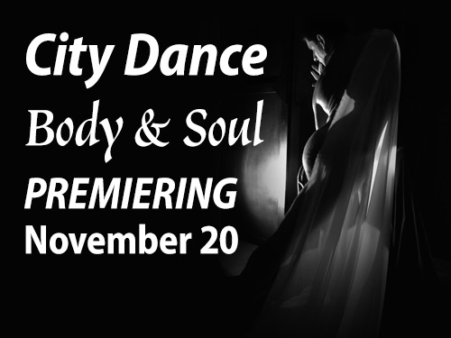City Dance: Body and Soul Graphic