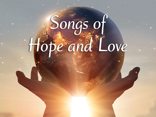 Songs of Hope Card Graphic